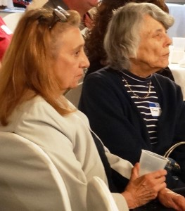 1 Mary Treanor and Jean Fisher